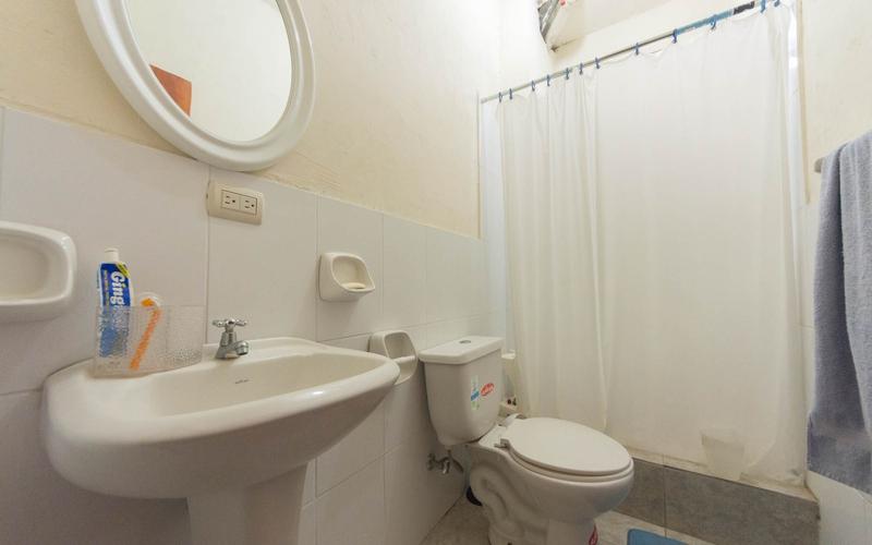 Guest Bathroom San Jacinto, Ecuador Nikon D7500 by Lourdes Mendoza