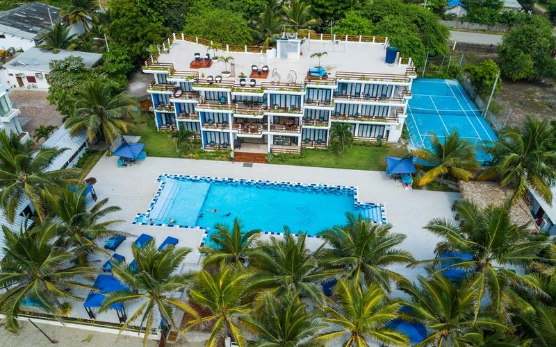 Pool San Clemente, Ecuador DJI Phantom 4 by Lourdes Mendoza