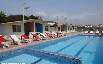 <p>Hosteria in San Clemente Manabi for sale as co…