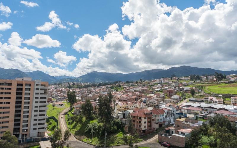 <p>IN AN EXCLUSIVE LOCATION! Cuenca Ecuador, This…
