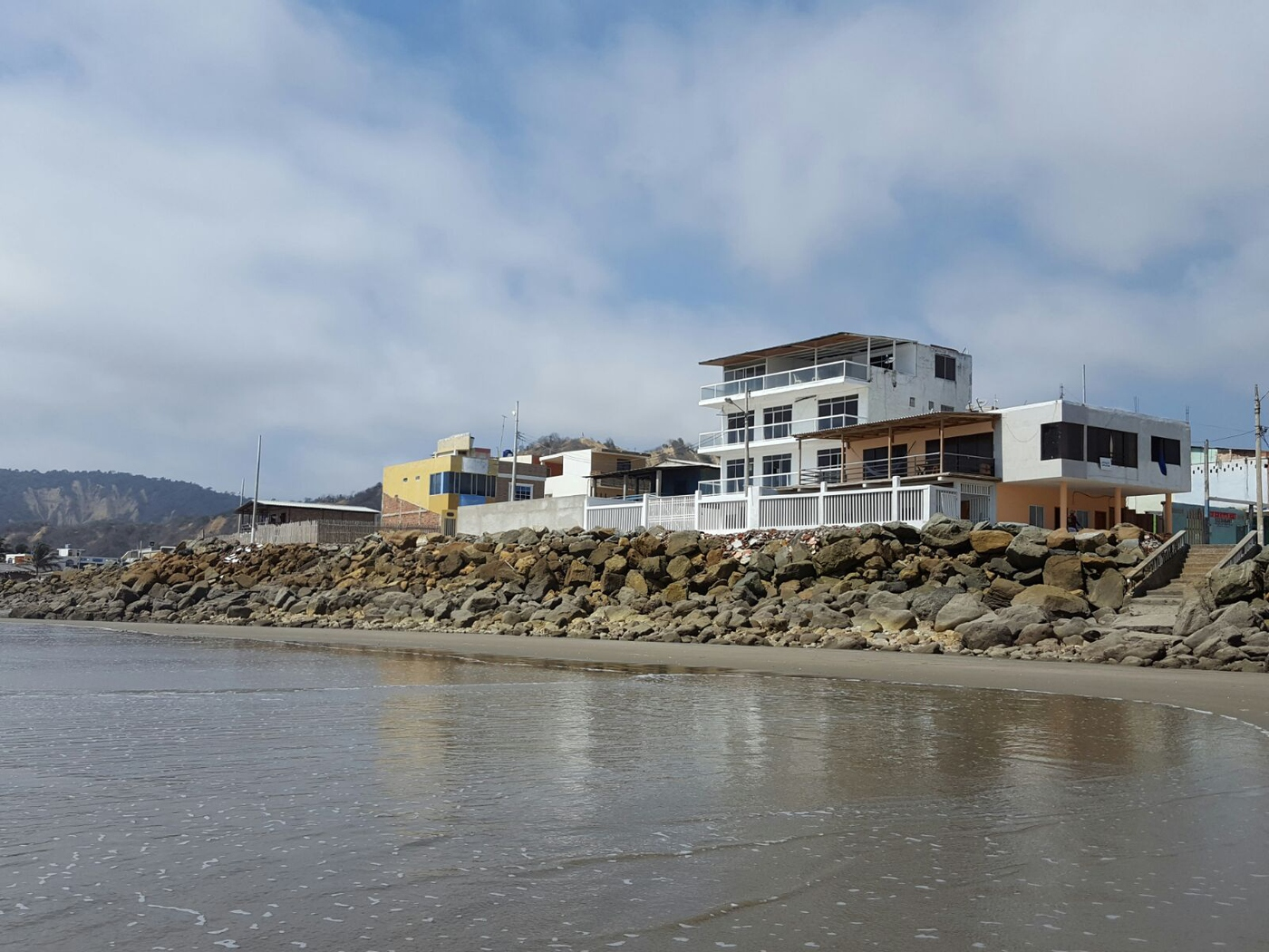 <p>This Amazing Beachfront House with a beautiful…