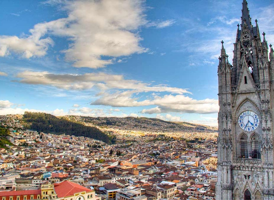 Ecuador's Amazing Capital City
