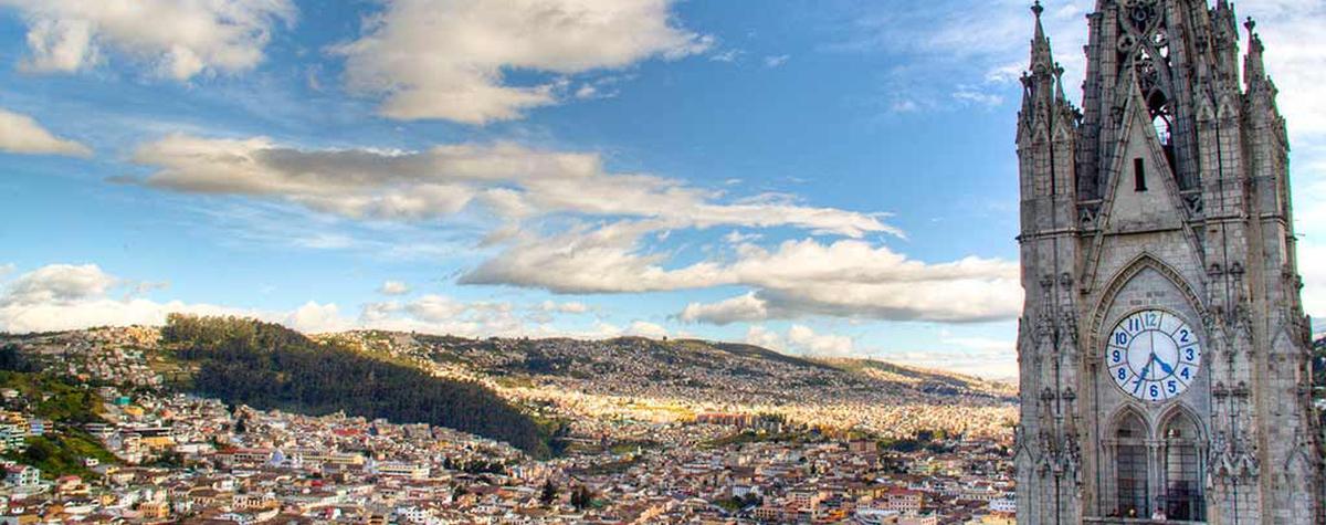 Quito Header Image