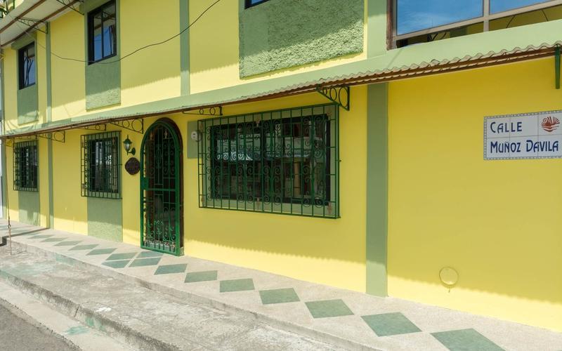 Exterior View Bahia de Caraquez, Ecuador Nikon D7500 by Lourdes Mendoza