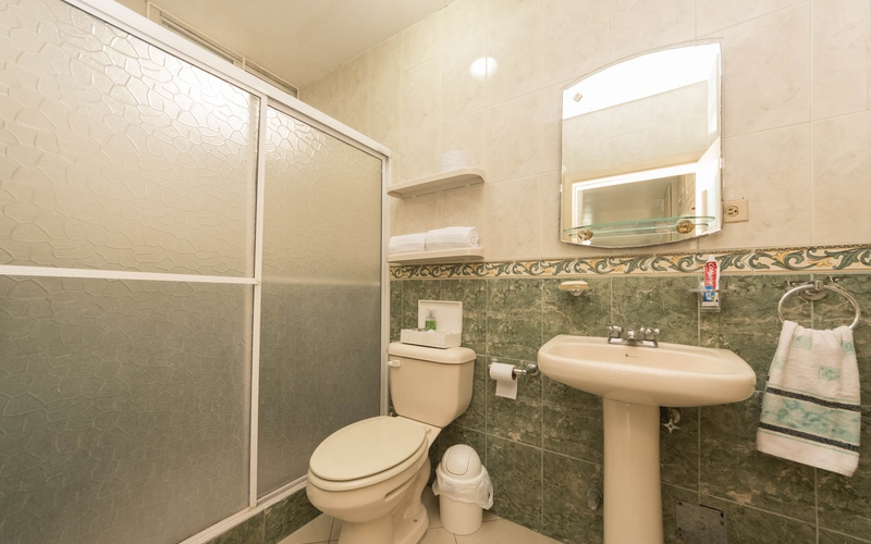Mini suite bedroom Bahia de Caraquez, Ecuador Nikon D7500 by Lourdes Mendoza