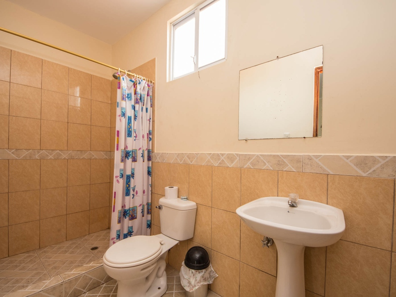 Bathroom Canoa, Ecuador Nikon D7500 by Lourdes Mendoza