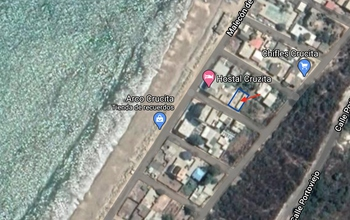<p>Affordable piece of land steps from the beach.…