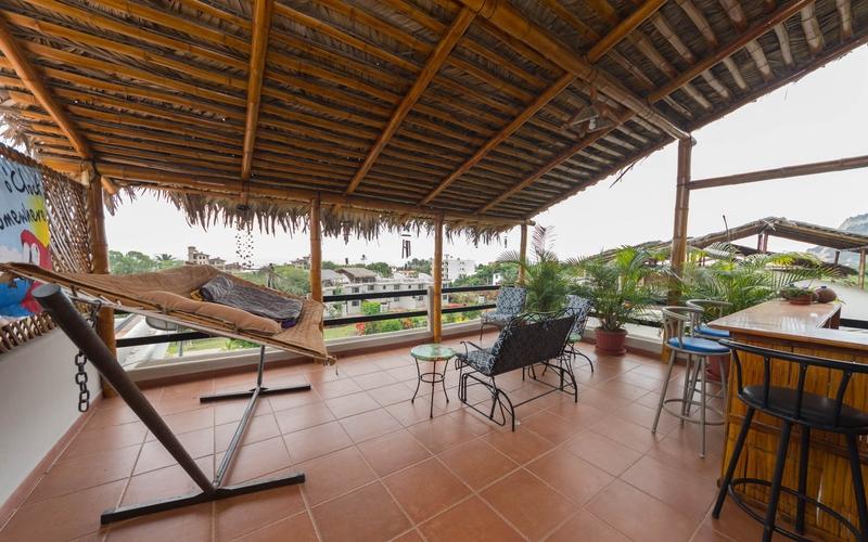Terrace San Clemente, Ecuador Nikon D7500 by Lourdes Mendoza