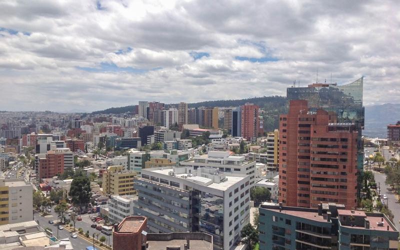 City office Quito, Ecuador Private by Private