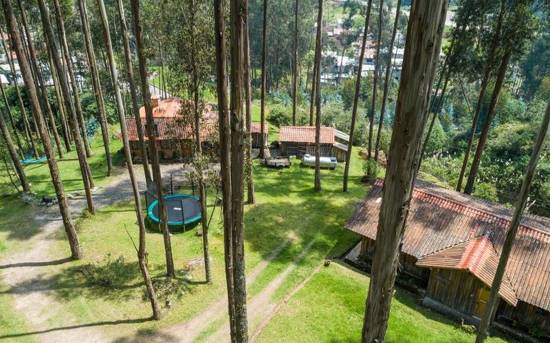 Aerial View Cuenca, Ecuador DJI Phantom 4 by Jonathan Mueller