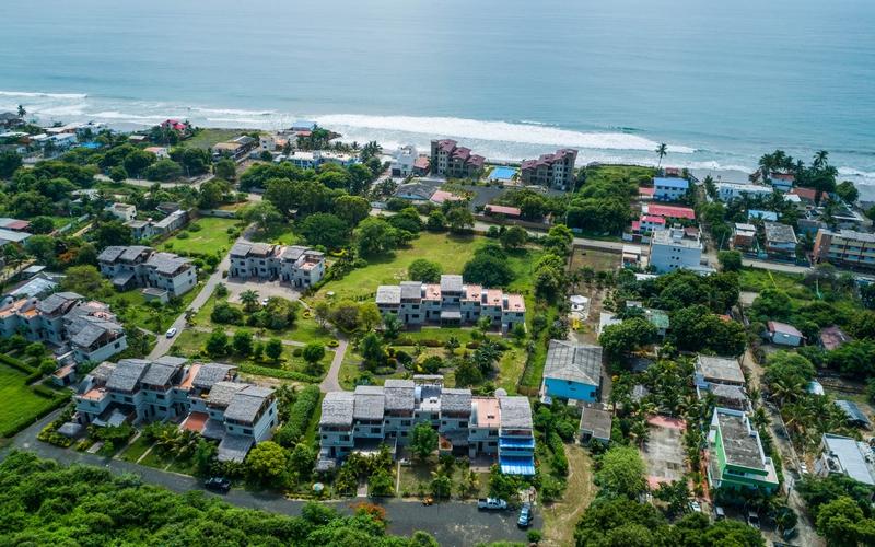 Aerial View San Clemente, Ecuador Nikon D7500 by Lourdes Mendoza
