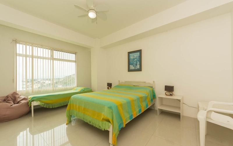 Guest Bedroom Crucita, Ecuador Nikon D7500 by Lourdes Mendoza