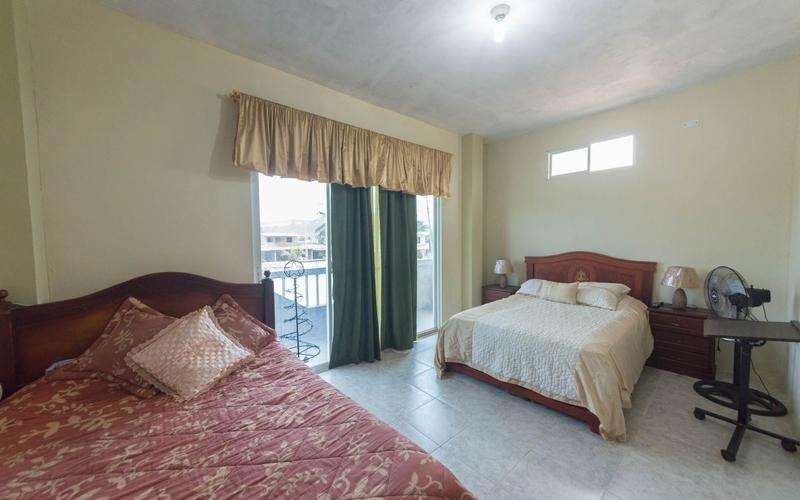 Guest Bedroom San Jacinto, Ecuador Nikon D7500 by Lourdes Mendoza