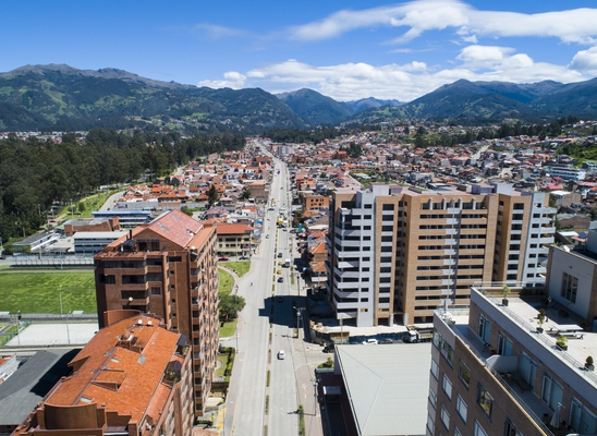 Ecuador's Most Beautiful City