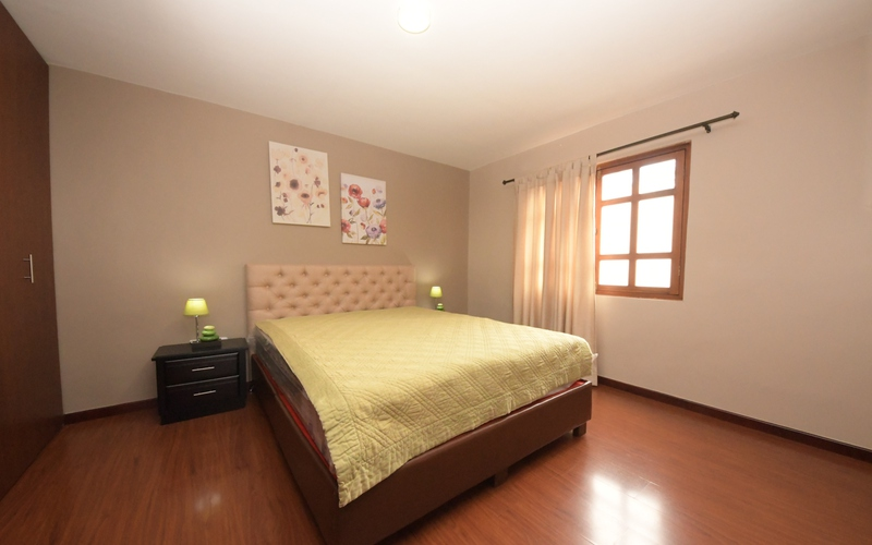Master Bedroom Cuenca, Ecuador Nikon D7500 by Jonathan Mueller
