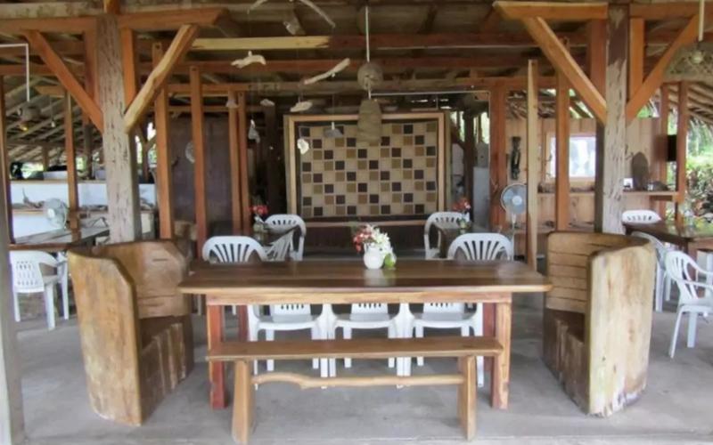 Dining Room Esmeraldas, Ecuador Private by Private