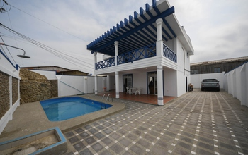 <p>Nice beachfront located house in San Alejo-San…