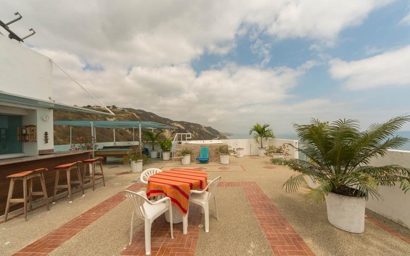 Rooftop Ocean View Crucita, Ecuador Nikon D7500 by Lourdes Mendoza