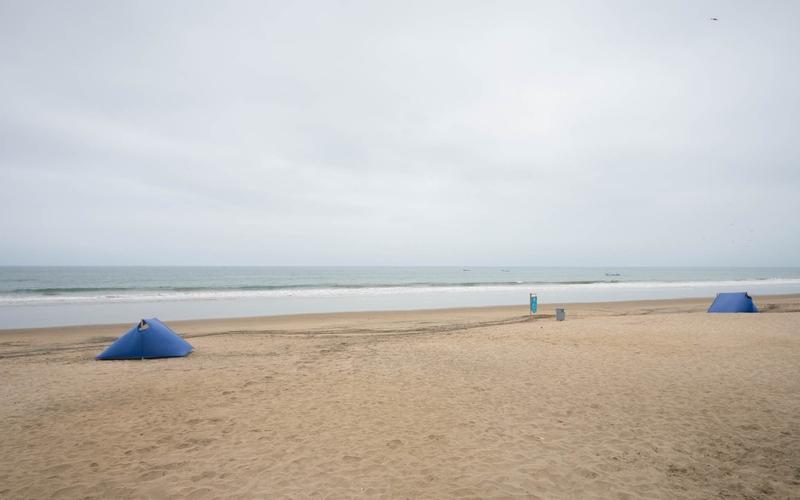 Beachfront view Crucita, Ecuador Nikon D7500 by Jonathan Mueller
