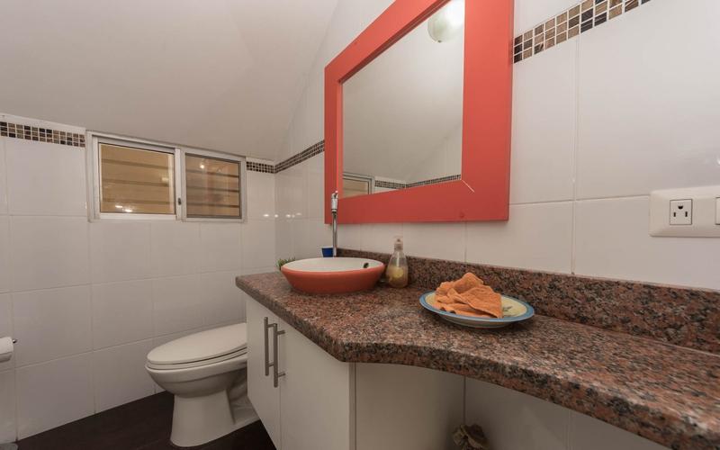 Half Bathroom Manta, Ecuador Nikon D7500 by Lourdes Mendoza
