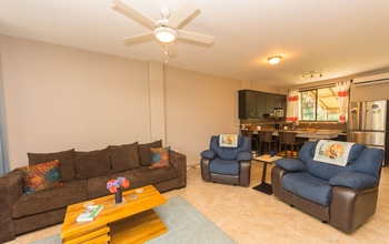 <p>This Fully Furnished Deluxe Beach Townhouse wi…