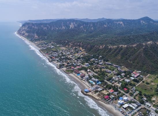 Ecuador's Most Beautiful Beaches