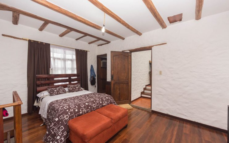 Guest Bedroom Cuenca, Ecuador Nikon D7500 by Lourdes Mendoza