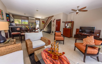 <p>This beach townhouse with Private Parking and …