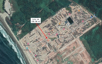 <p>Nice Small Lot with 198,90 m2, near the beach …