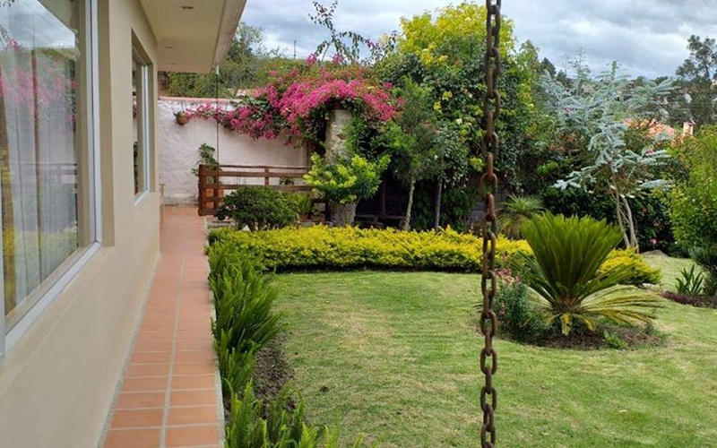 <p>Beautiful house 1 minute from the Chaullabamba…