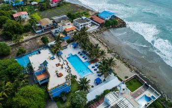<p>Palmazul Hotel Room on the second floor is ava…