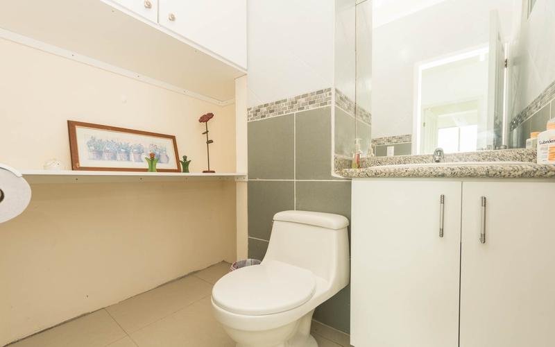 Half Bathroom Crucita, Ecuador Nikon D7500 by Lourdes Mendoza